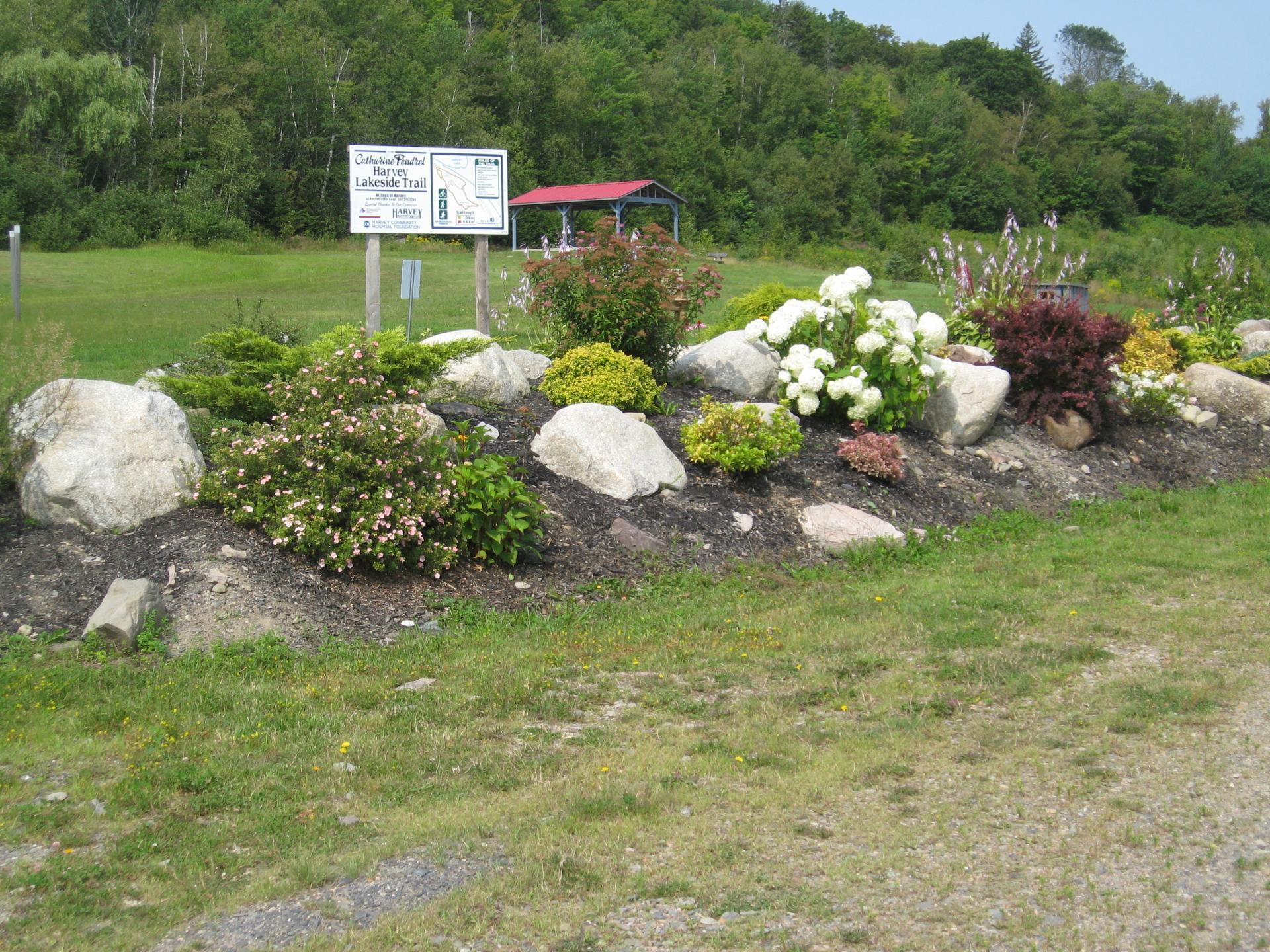 Catharine Pendrel Trail Garden