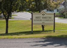 Art Smith Seniors Complex