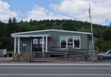 Harvey Post Office