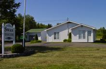 Swan Funeral Home: Established in 1934